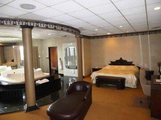 Hotel Le Prestige : ROMAINE