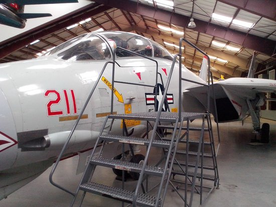 Pima Air & Space Museum: CAZA