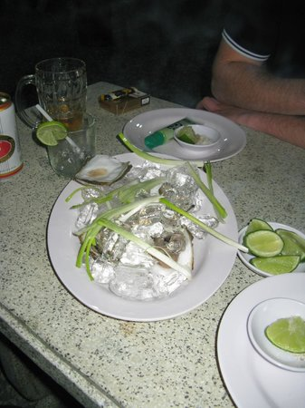 Bo Ke Lucky: Oysters