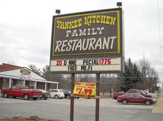 Very Good Burger Review Of Yankee Kitchen Restaurant Youngstown Oh Tripadvisor