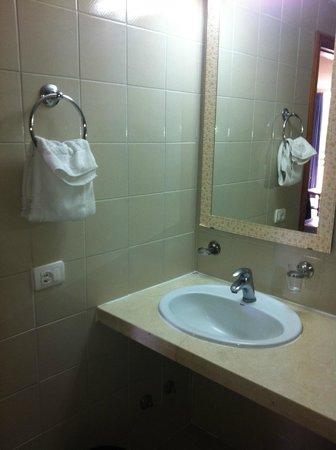 Parque Verde: Salle de bain