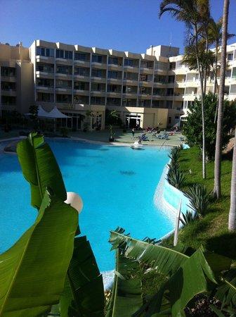 Parque Verde: grande piscine