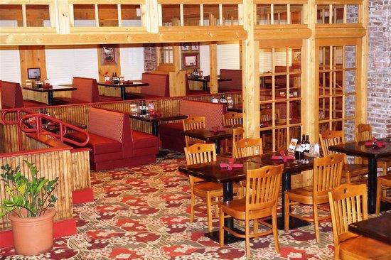 Moose Creek Steak House: Dining Area