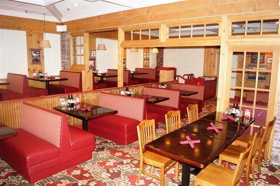 Moose Creek Steak House: Restaurant