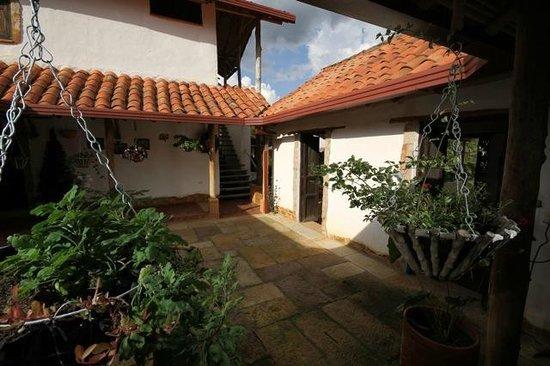 Terraza bbq picture of casa de campo el florido san gil for Terrazas para casas de campo