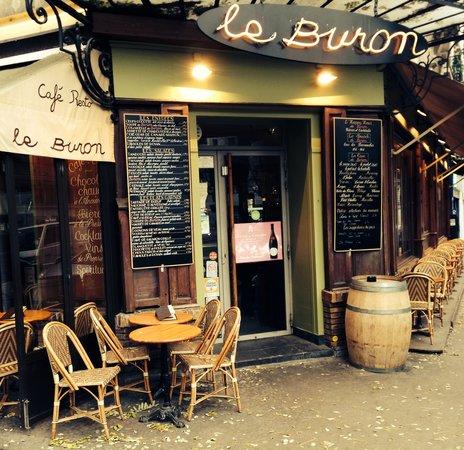 Restaurant Le Buron De Lyon