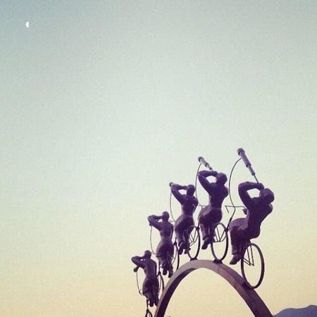 Parque Bicentenario : Parque para hacer deporte y compartir en familia