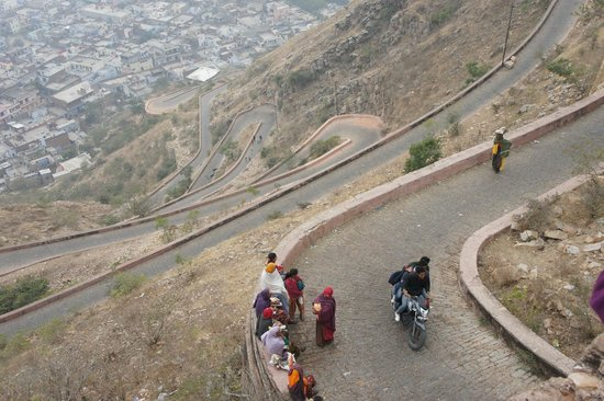 Virasat Experiences: The awesome downhill