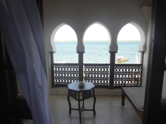 Lamu House Hotel: View From Room
