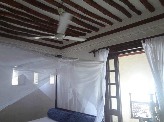 Lamu House Hotel: Bedroom