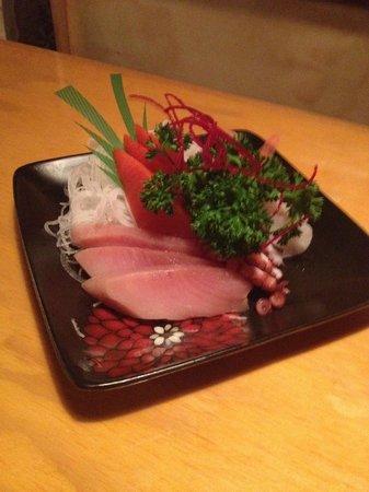 Seh-Mi Japanese Restaurant : Appetizer Sashimi