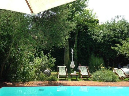 Home Hotel Buenos Aires : The Garden of Eden