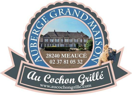 La Grand'Maison: logo de l'auberge