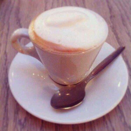 Soprano's: Strong espresso