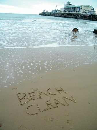 Bournemouth Beach: Keep our Beach Clean