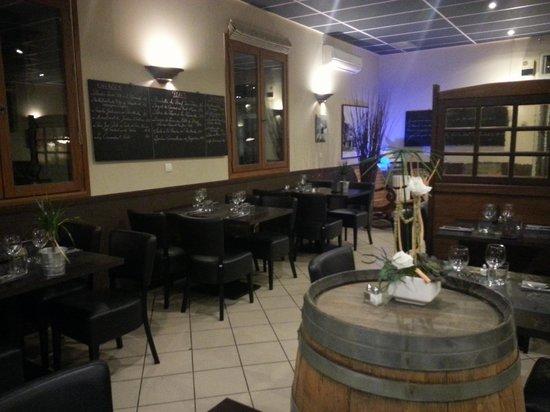 La Fabregauda : restaurant totalement relooké