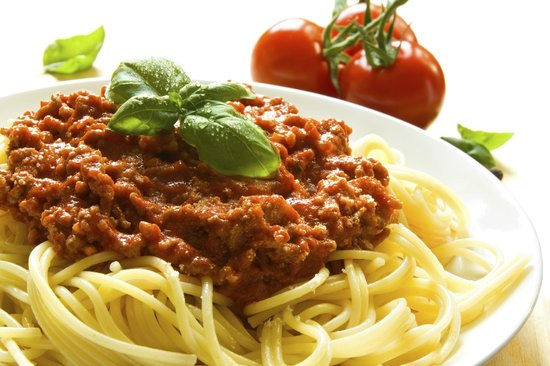 Venice House Traditional Grill: Spaghetti Bolognese