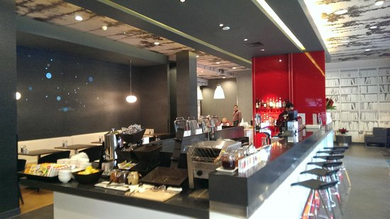 Ibis London Shepherds Bush: Restaurant