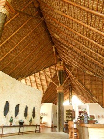 Zoetry Agua Punta Cana : beautiful open air lobby!