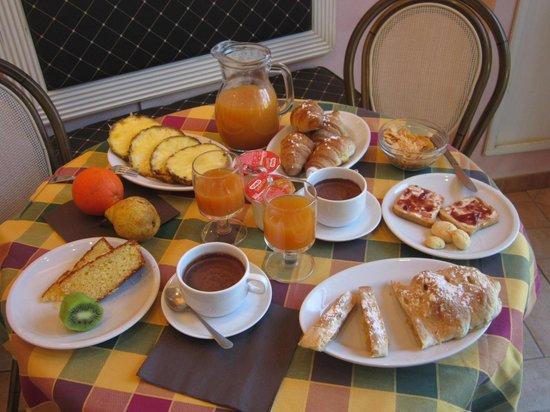 Hotel Antica Badia: colazione