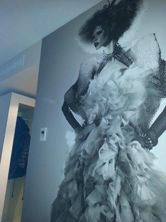 Hotel Indigo Duesseldorf - Victoriaplatz : parete