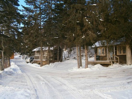 Solbakken on Superior: Cabins 5 & 6