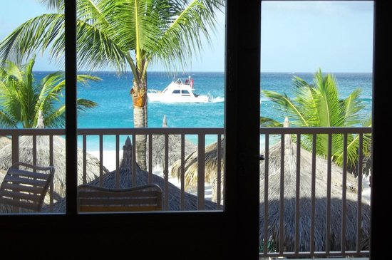 Aruba Beach Club: view from room