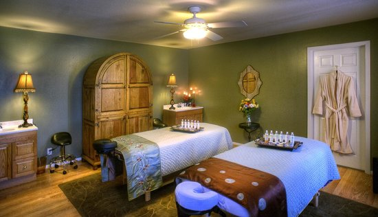 Inn on Barons Creek: couples Massage