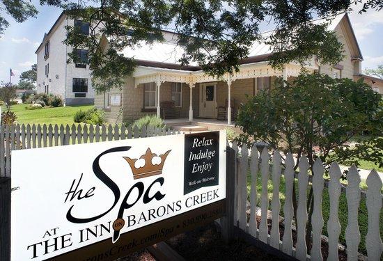 Inn on Barons Creek: On Site Spa