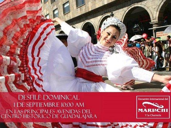La Perla Hotel Boutique B&B: Festival del Mariachi La Perla Hotel Boutique Guadalajara Jaslico Mexico Bed and Breakfast