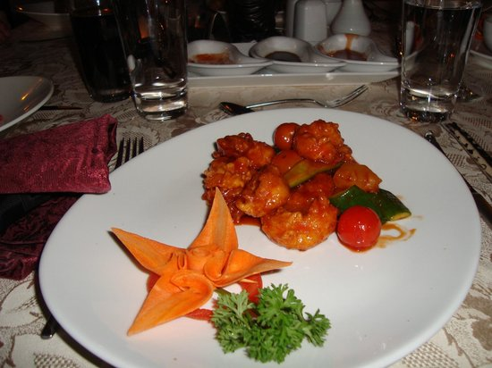 Rixos Sharm El Sheikh: lekker eten in chinees restaurant