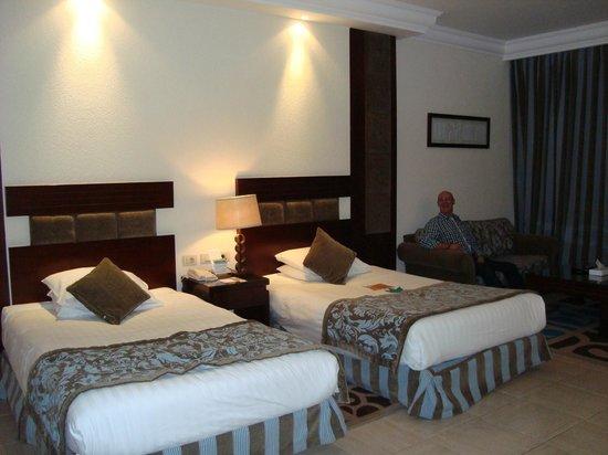 Rixos Sharm El Sheikh: mooie ruime luxe kamers