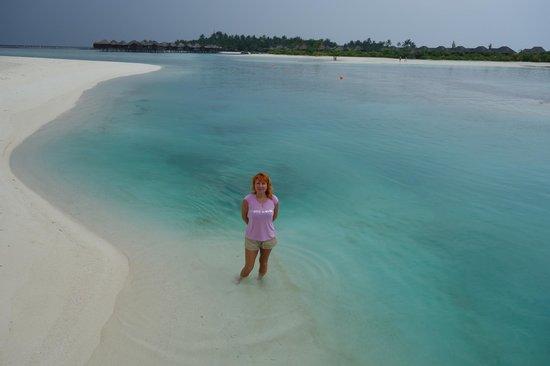 Anantara VeliMaldivesResort: Пляжи отеля