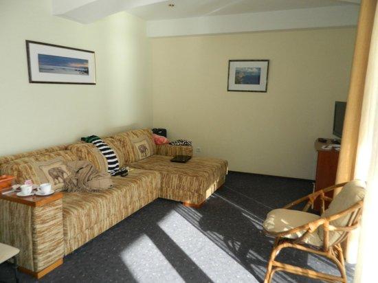 Korall Guest house : Гостиная