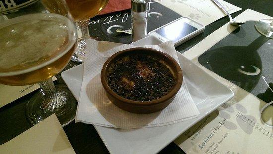 Le Chat Noir: Creme brule