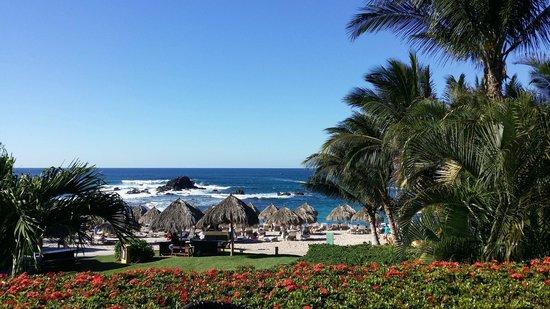Four Seasons Resort Punta Mita: View from my Casita. Photos by @prettychickfind