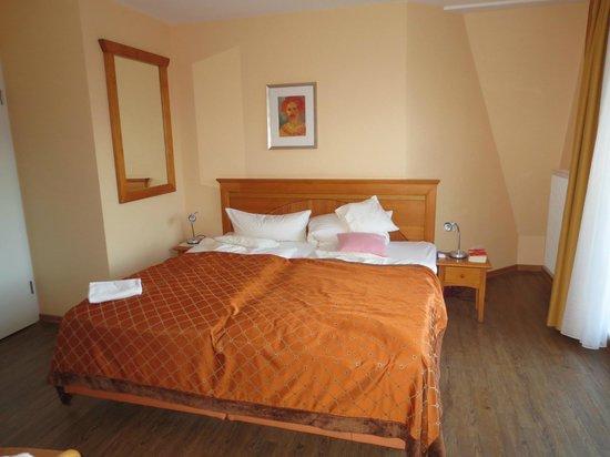 Hotel Spiekerooger Leidenschaft : Zimmer Nr. 17