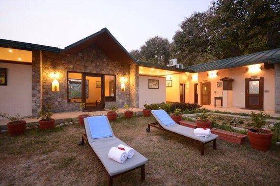 Aahana the Corbett Wilderness: Aarogyam spa come and relax here