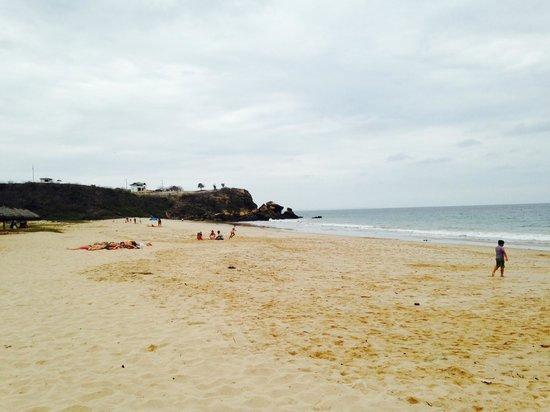 La Rinco: Playa Rosada