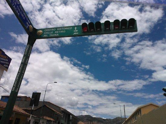 Hotel Golden Inca: Muy centrico