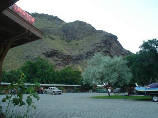 Big Iron Motel: Great Views