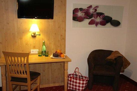 Hotel Lindwurm: Doppelzimmer Komfort