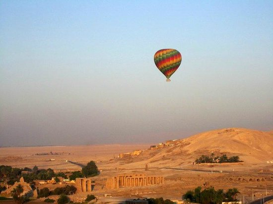 Memphis Tours: Luxor ballon