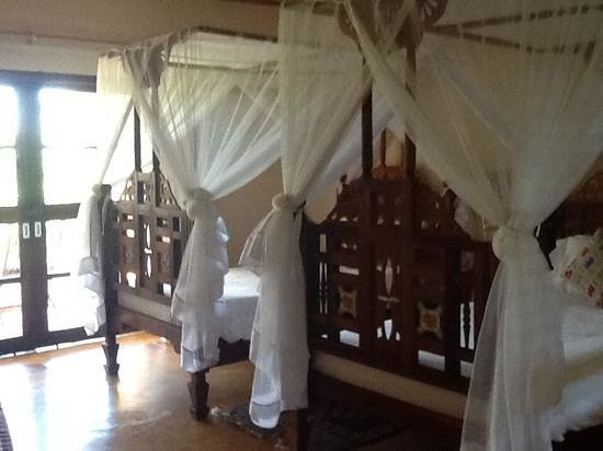 Neptune Pwani Beach Resort & Spa: kamer