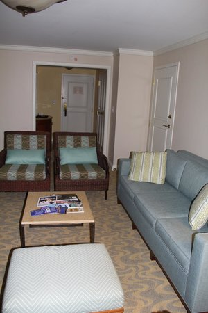 JW Marriott Orlando, Grande Lakes: Our suite