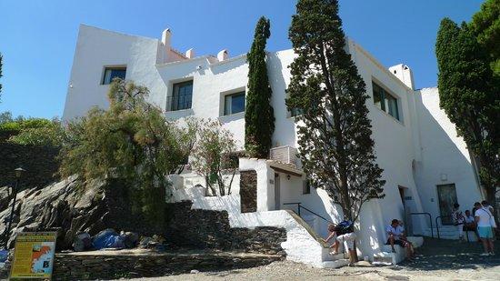 Casa-Museo de Dalí: Dalis hus v. Cadaques