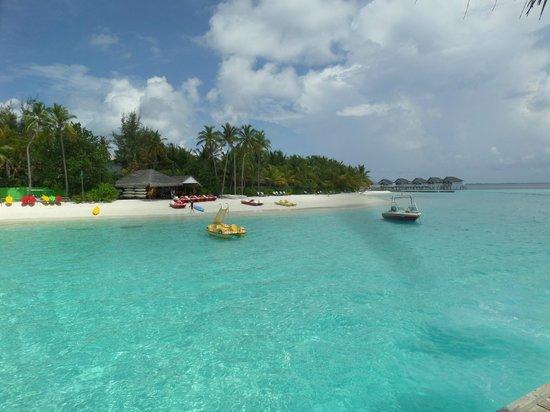 Centara Grand Island Resort & Spa Maldives : OMG