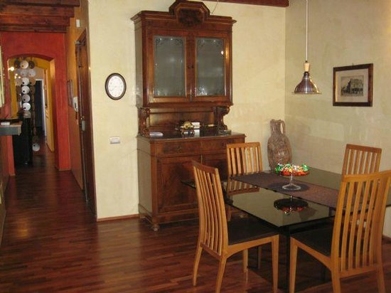 Stampace House : soggiorno