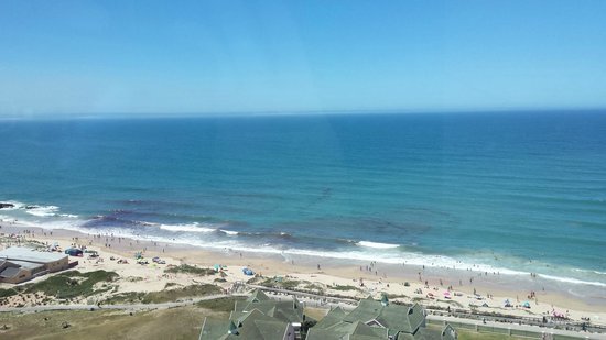 Radisson Blu Hotel, Port Elizabeth: View from 16th floor