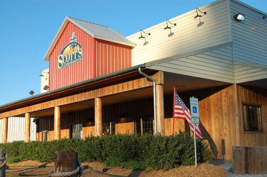Scott's Catfish & Seafood: Scott's Ruston